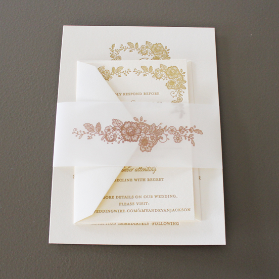 Southern Belle Invitation Suite