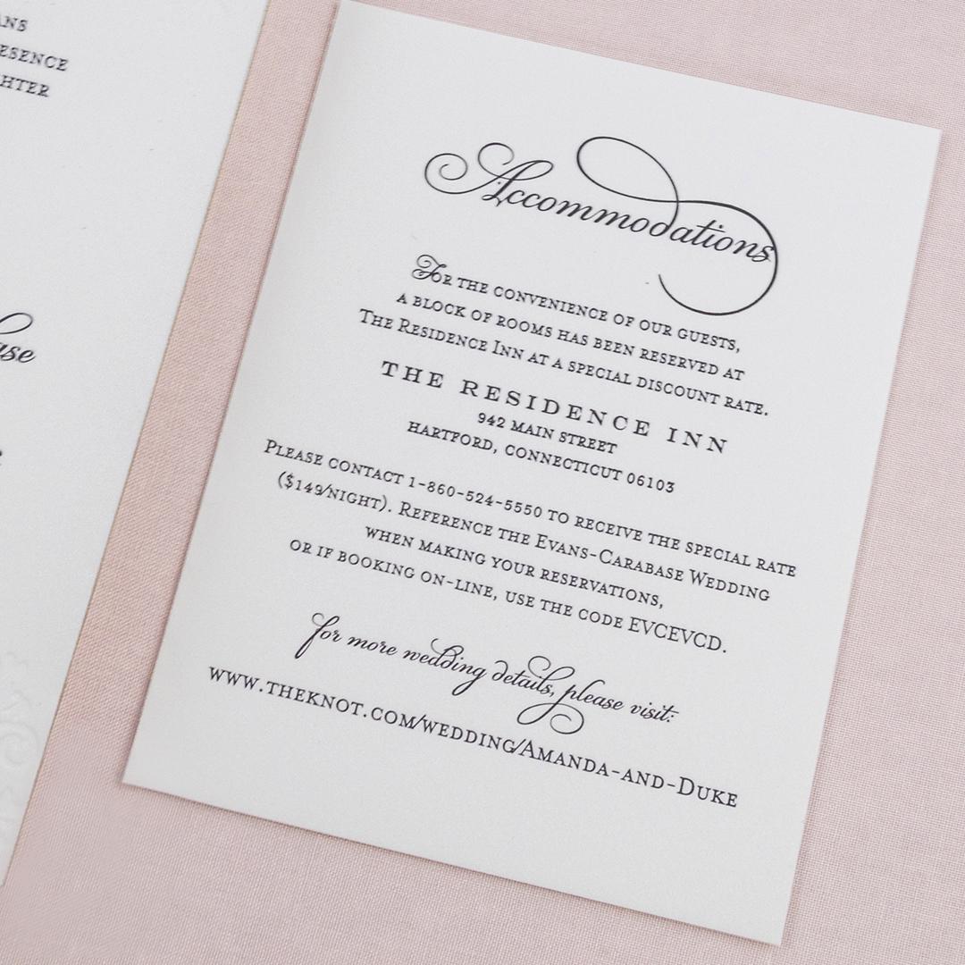 10 Creative and Gorgeous DIY Wedding Invitation Ideas in ... |Inexpensive Wedding Invitations Letterpress