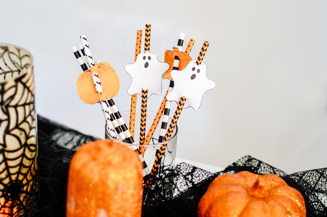 DIY Cheap Halloween Decor
