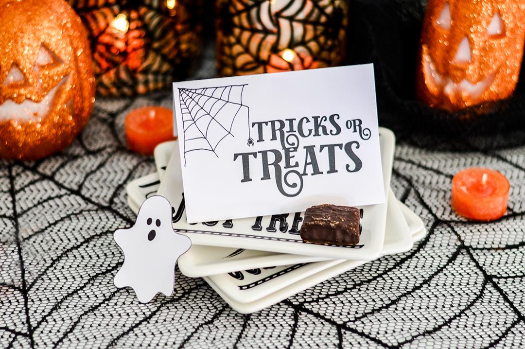 DIY Easy Halloween Decor