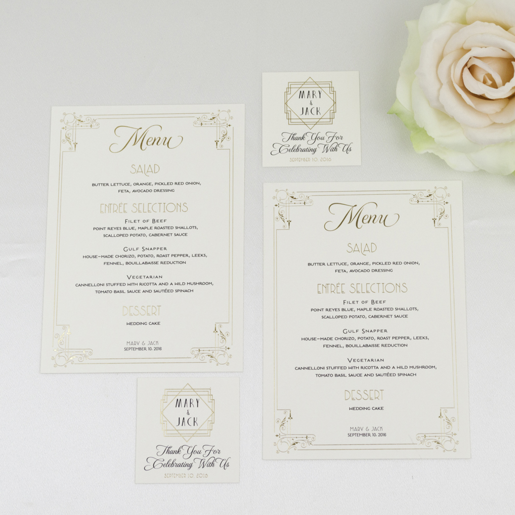 Designing and Ordering Wedding Invitations